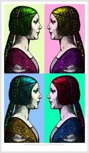 La Principessa Italiana E La Contessa Svedese. © Eva Barnekow